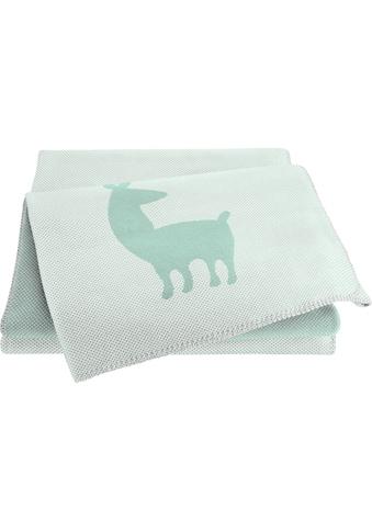 BIEDERLACK Babydecke »Alpaca« kaufen