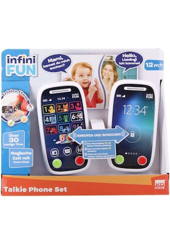 Walkie Talkie »Tech Too Talkie Phone Set« kaufen