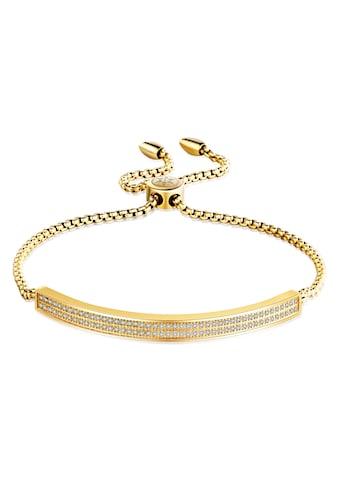 AILORIA Armband »ADRIANA Armband Gold«, Größenverstellbar kaufen