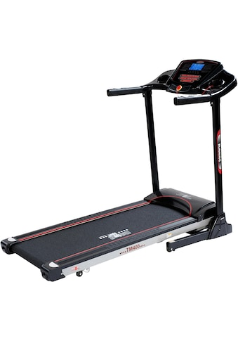 Christopeit Sport® Laufband »TM 400 Black Edition«, 2,5 PS, 18km/h kaufen