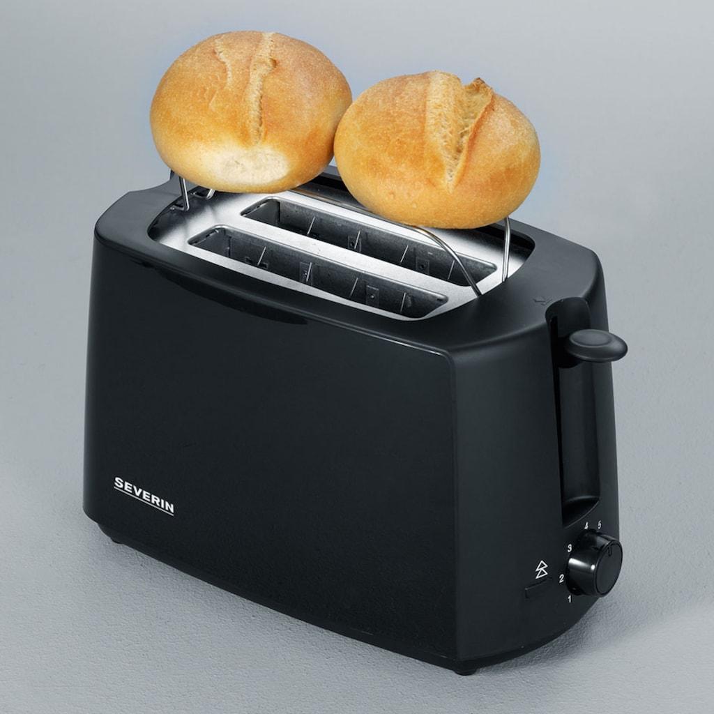 Severin Toaster »AT 2287«, 2 kurze Schlitze, für 2 Scheiben, 700 W
