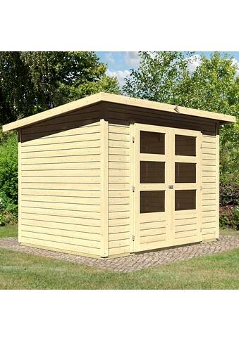 KONIFERA Gartenhaus »Chiemsee 3« kaufen