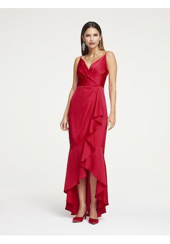 Abendkleid mit Volants kaufen