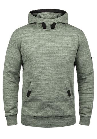 Solid Hoodie »Orbit«, Kapuzensweatshirt mit Kontrastkordel-Details kaufen