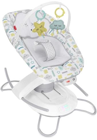 Fisher-Price® Babyschaukel »2-in-1 Glider«, bis 9 kg, elektrisch, mit Smart Connect App kaufen