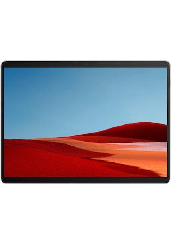 "Microsoft Convertible Notebook »Surface Pro X, 256/16GB Platin«, (33,02 cm/13 ""... kaufen"