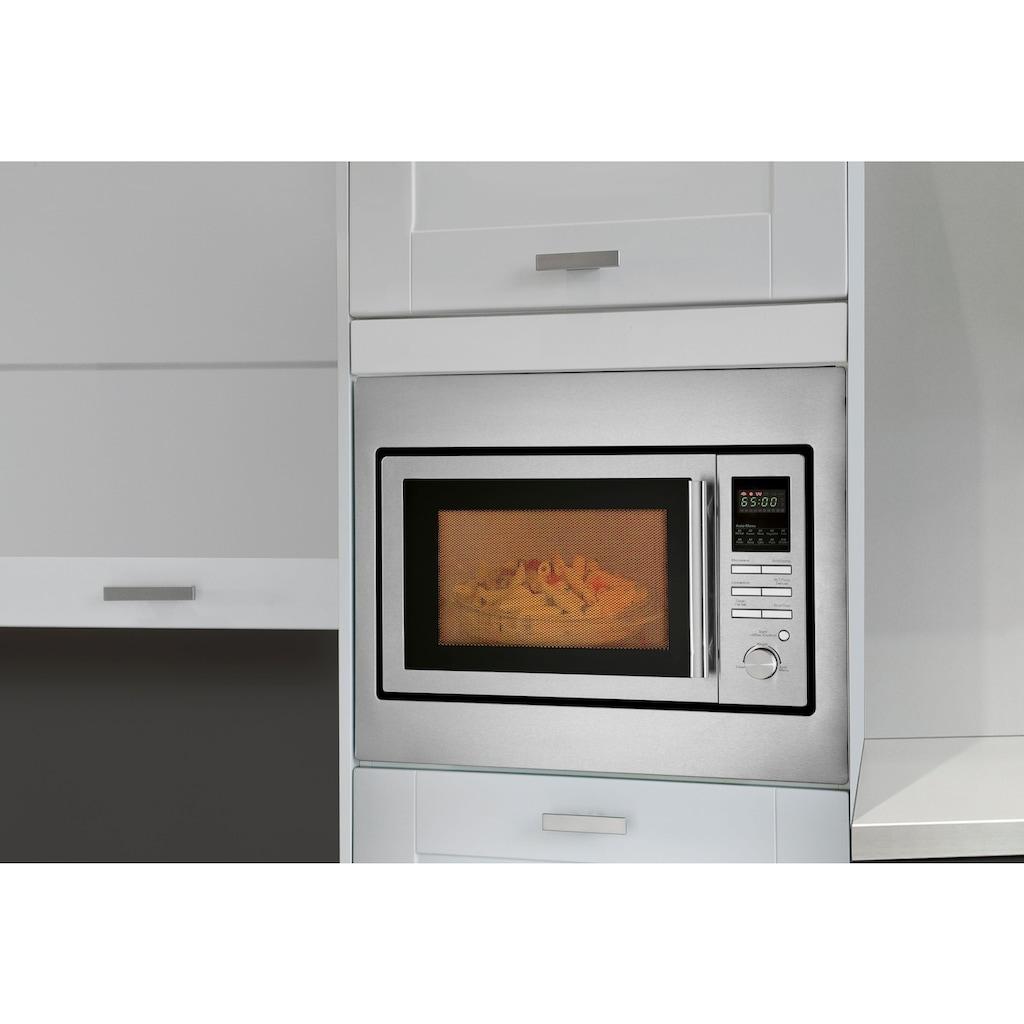 BOMANN Einbau-Mikrowelle »MWG 2216 H EB«, Heißluft, 1450 W