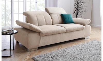 DOMO collection 2,5-Sitzer, mit Rückenverstellung und Federkern kaufen