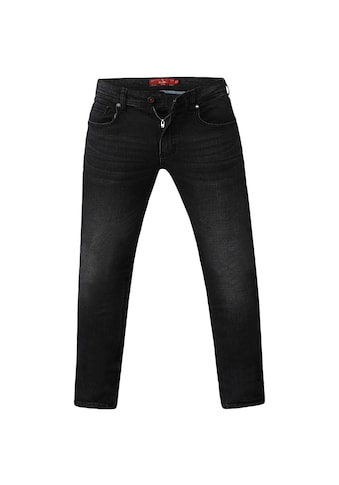 Duke Clothing Stretch - Jeans »Herren Benson, Tapered Fit, King Size« kaufen