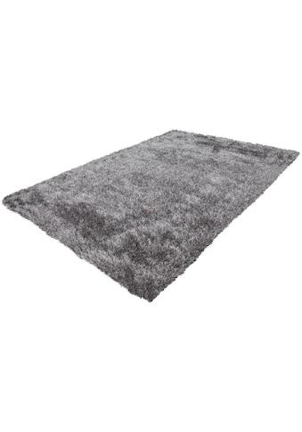 Kayoom Hochflor-Teppich »Diamond 700«, rechteckig, 45 mm Höhe, Besonders weich durch Microfaser, Wohnzimmer kaufen