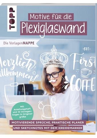 Buch »Vorlagenmappe Kreidemarker Motive für die Plexiglaswand / Kim Hoss« kaufen