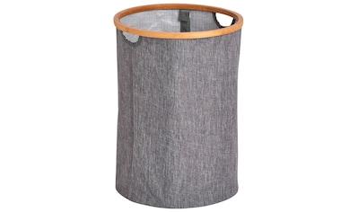 ZELLER Wäschekorb rund kaufen