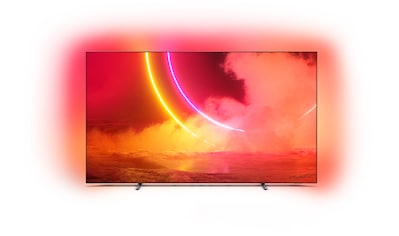 Philips 65OLED805 OLED - Fernseher (164 cm / (65 Zoll), 4K Ultra HD, Android TV kaufen