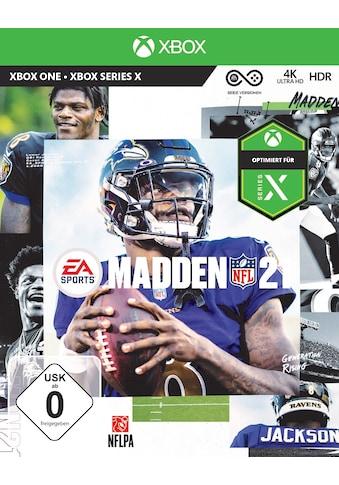 Madden NFL 21 Xbox One kaufen