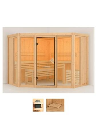 Karibu Sauna »Astrid 2«, ohne Ofen kaufen