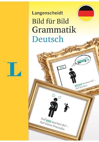 Buch »Langenscheidt Bild für Bild Grammatik Deutsch als Fremdsprache / DIVERSE« kaufen