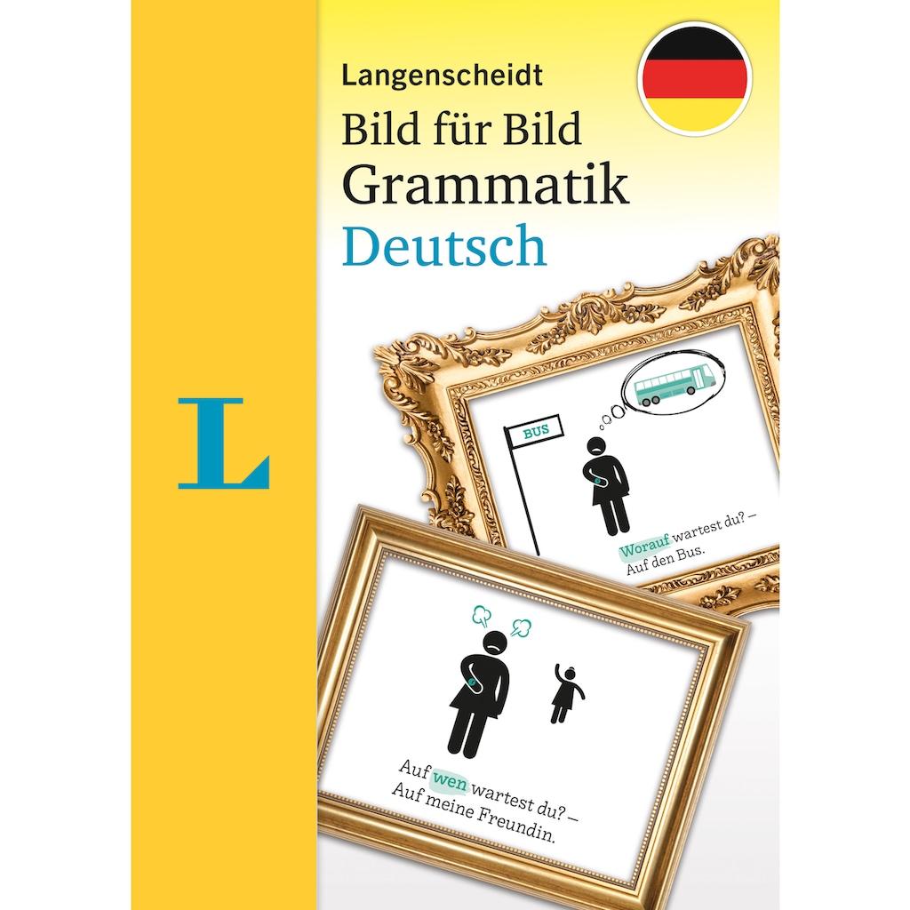 Buch »Langenscheidt Bild für Bild Grammatik Deutsch als Fremdsprache / DIVERSE«