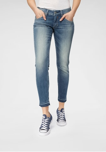 Herrlicher Skinny-fit-Jeans »TOUCH CROPPED«, Low Waist Powerstretch kaufen