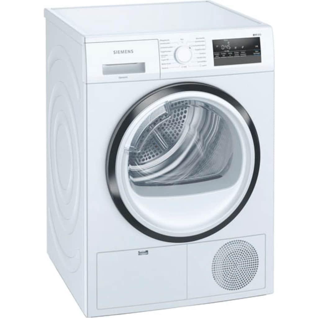 SIEMENS Wärmepumpentrockner »WT45HVA1«, iQ300