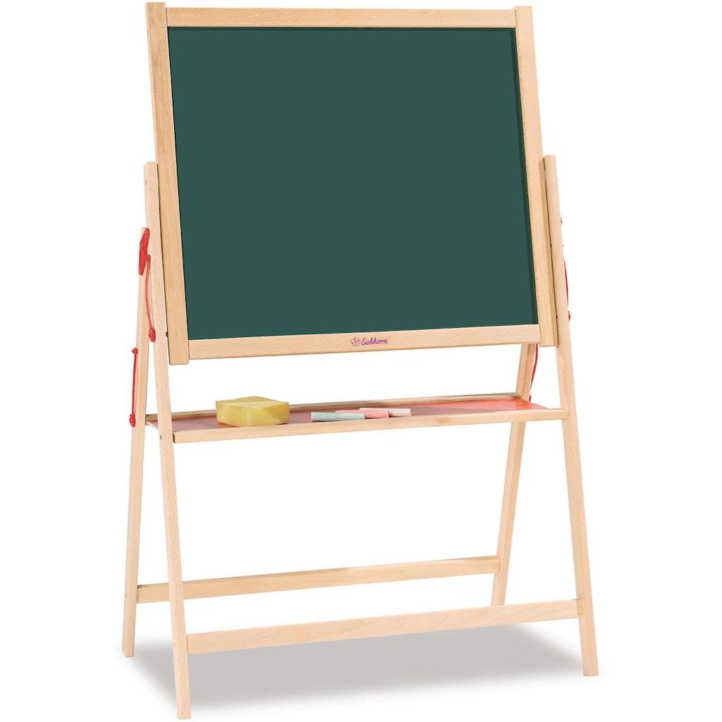 Eichhorn Standtafel »Magnettafel«, Standtafel aus Holz; Made in Europe