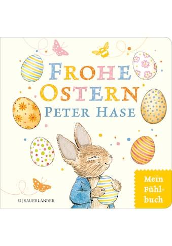 Buch »Frohe Ostern, Peter Hase / Beatrix Potter, Cordula Jänke« kaufen