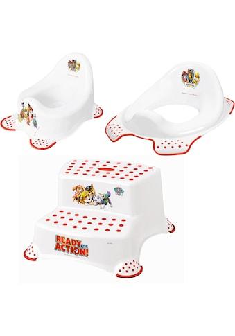 keeeper Töpfchen »Paw Patrol«, (Set, 3 tlg.), Kinderpflege-Set - Töpfchen,... kaufen