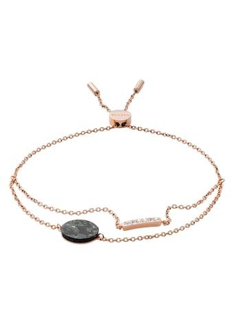Skagen Armband »ELLEN, SKJ1378791«, mit Glassteinen und Marmor kaufen