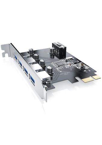 CSL 4 Port USB 3.0 PCI Express Controllerkarte kaufen