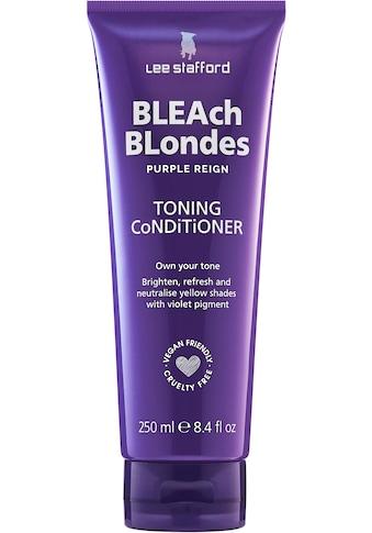 Lee Stafford Haarspülung »Bleach Blonde Purple Reign Toning Conditioner« kaufen