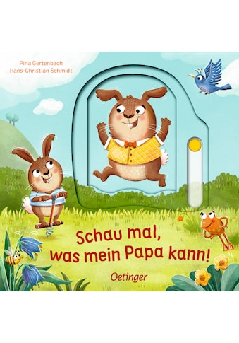 Buch »Schau mal, was mein Papa kann! / Hans-Christian Schmidt, Pina Gertenbach« kaufen
