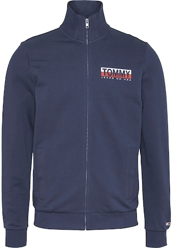 TOMMY JEANS Sweatjacke »TJM GRAPHIC ZIPTHRU« kaufen
