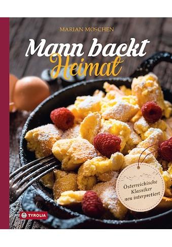 Buch »Mann backt Heimat / Marian Moschen« kaufen