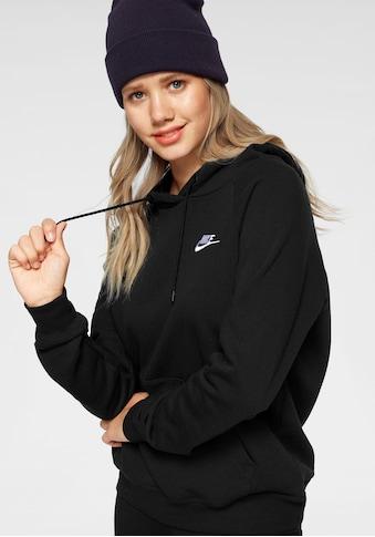 Nike Sportswear Kapuzensweatshirt »ESSENTIAL WOMENS FLEECE PULLOVER HO« kaufen