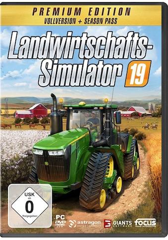 Landwirtschafts - Simulator 19: Premium Edition PC kaufen