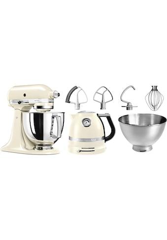 KitchenAid Küchenmaschine »Artisan 5KSM175PSEAC«, mit Gratis Wasserkocher, 2.... kaufen