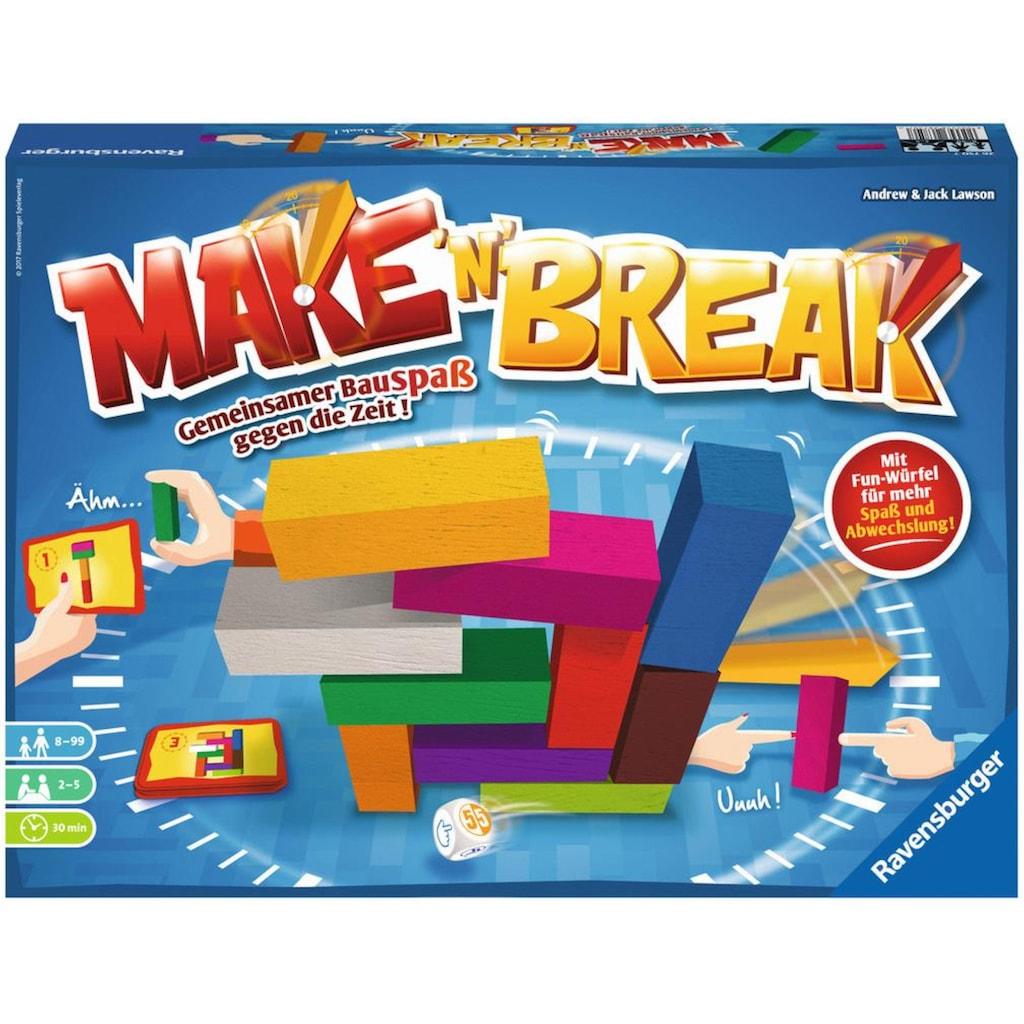 Ravensburger Spiel »Make 'n' Break«, Made in Europe, FSC® - schützt Wald - weltweit