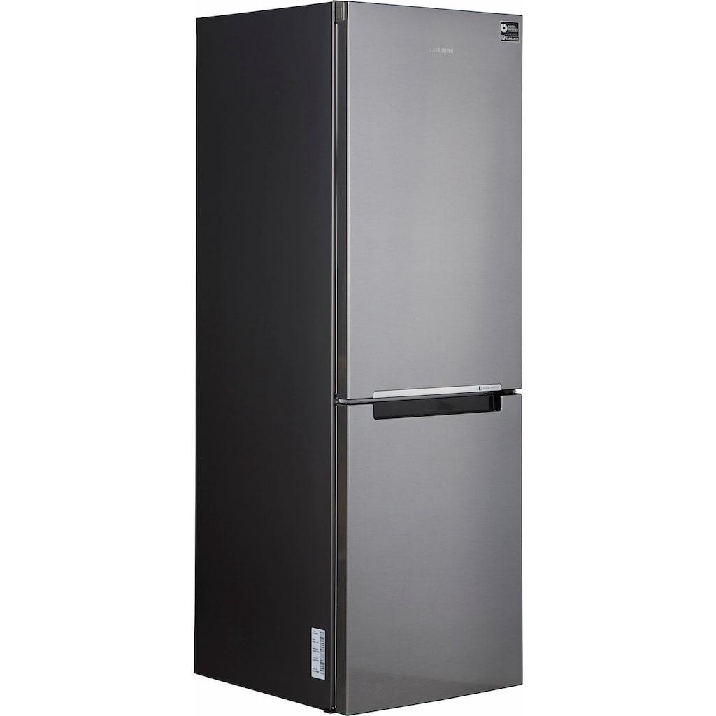 Samsung Kühl-/Gefrierkombination, RL30J3015SA, 178 cm hoch, 59,5 cm breit, No Frost