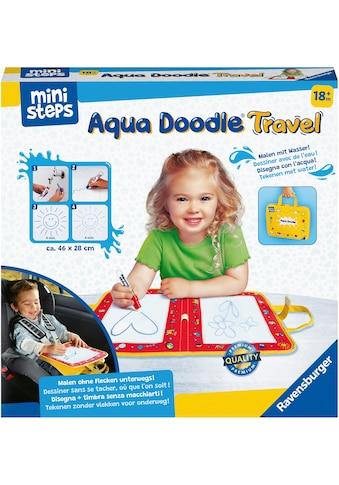 Ravensburger Kreativset »ministeps® Aqua Doodle® Travel«, Made in Europe kaufen