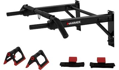 Hammer Klimmzugstange »PULL-UP 2.0«, (Set, 5 tlg.) kaufen