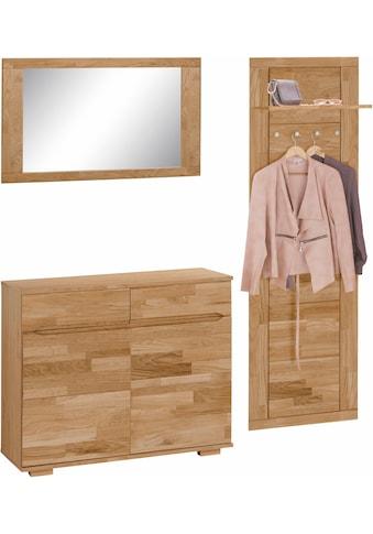 Woltra Garderoben-Set »Vetro«, (Set, 3 St.) kaufen