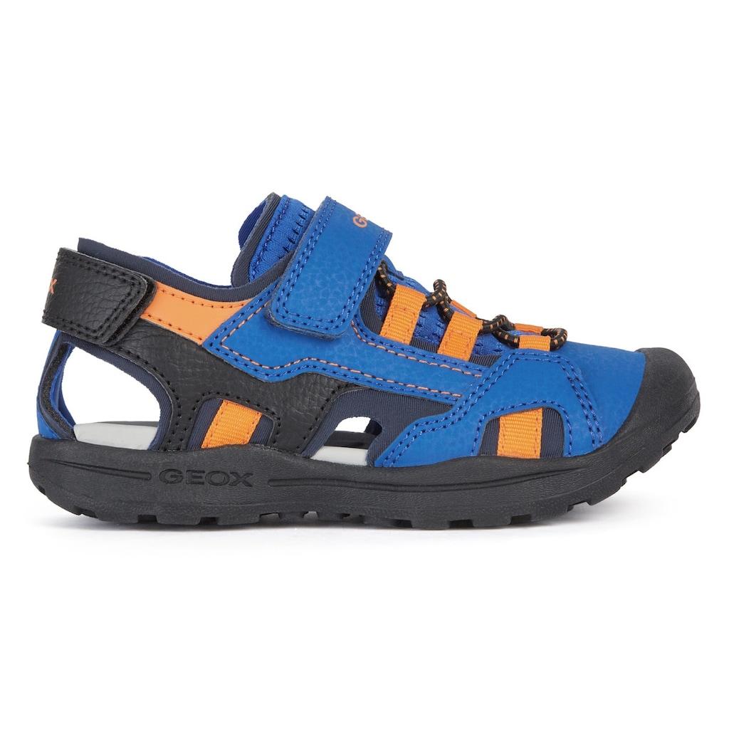 Geox Kids Sandale »VANIETT BOY«, mit patentierter Geox Spezialmembrane
