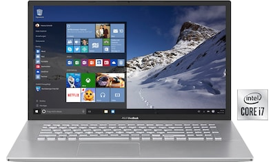 "Asus Notebook »S712JA-AU122T«, (43,94 cm/17,3 "" Intel Core i7 UHD Graphics\r\n 512 GB... kaufen"