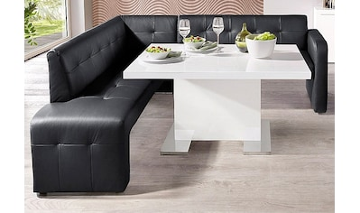 exxpo - sofa fashion Eckbank »Barista«, Frei im Raum stellbar kaufen