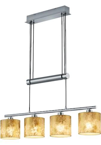 TRIO Leuchten LED Pendelleuchte »GARDA«, E14, LED Hängelampe, LED Hängeleuchte kaufen