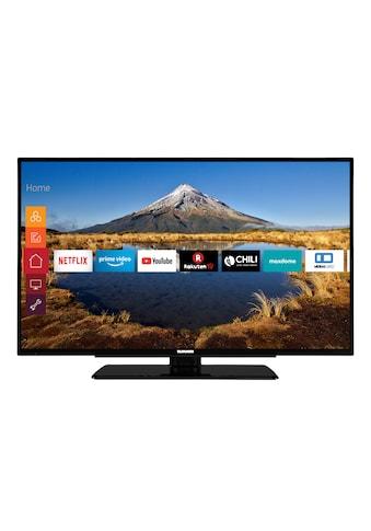 Telefunken LED - Fernseher (43 Zoll, Full HD, Smart TV, Triple - Tuner) »XF43G511« kaufen