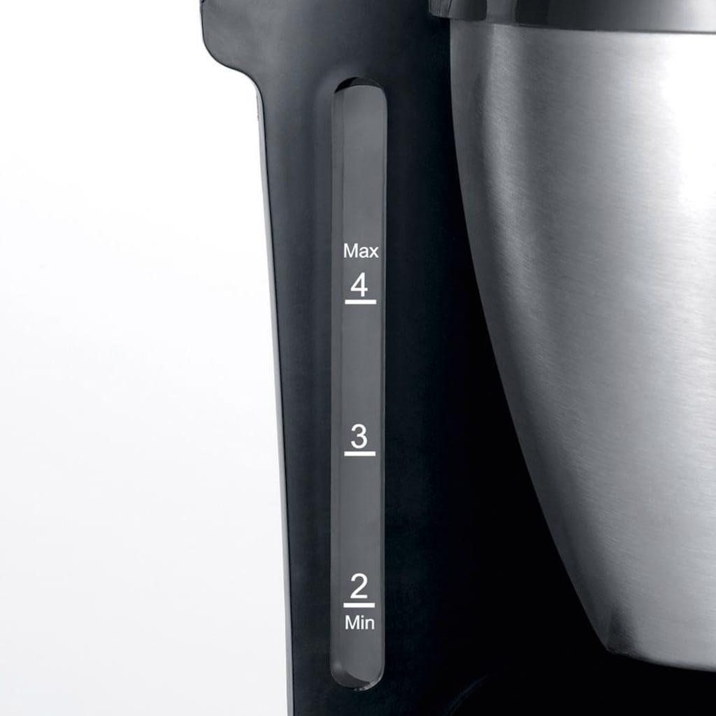 Severin Filterkaffeemaschine »KA 4805«, Papierfilter, 1x2