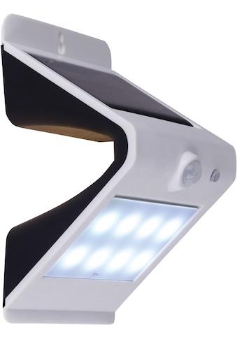 näve LED Außen-Wandleuchte, LED-Modul, Kaltweiß-Warmweiß, Bewegungsmelder, Set mit 2... kaufen