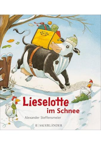 Buch »Lieselotte im Schnee (Mini-Ausgabe) / Alexander Steffensmeier, Alexander... kaufen