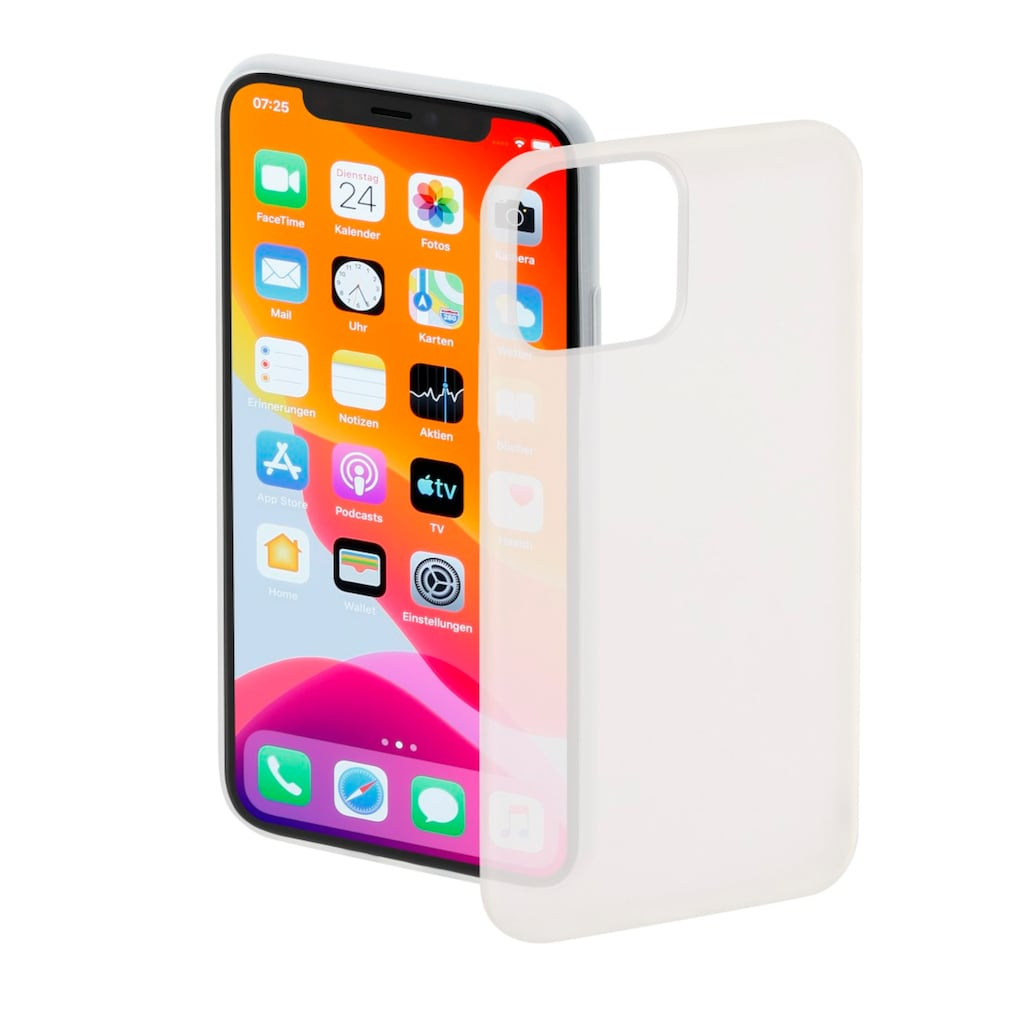 Hama Cover Case Handyhülle für Apple iPhone 11 Pro