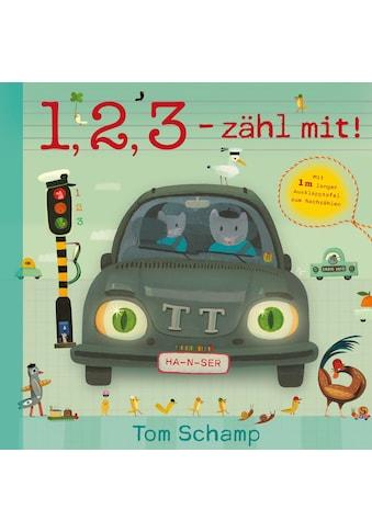 Buch »1, 2, 3 - zähl mit! / Tom Schamp, Saskia Heintz« kaufen